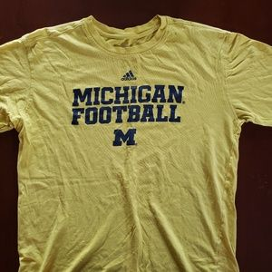 Vintage Michigan Football Tshirt M